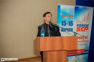 Виктор Денисов - руководитель Школы Бизнеса «Бакалавр»